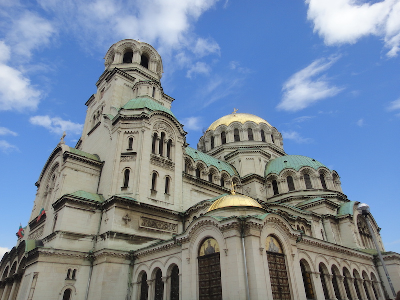 Walking Tour Through Sofia