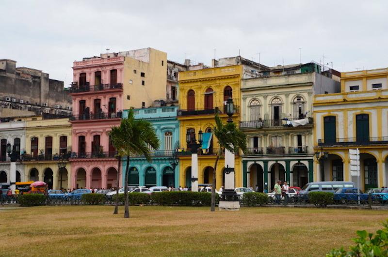 Post-Apocalyptic Miami: Architecture in Havana Cuba