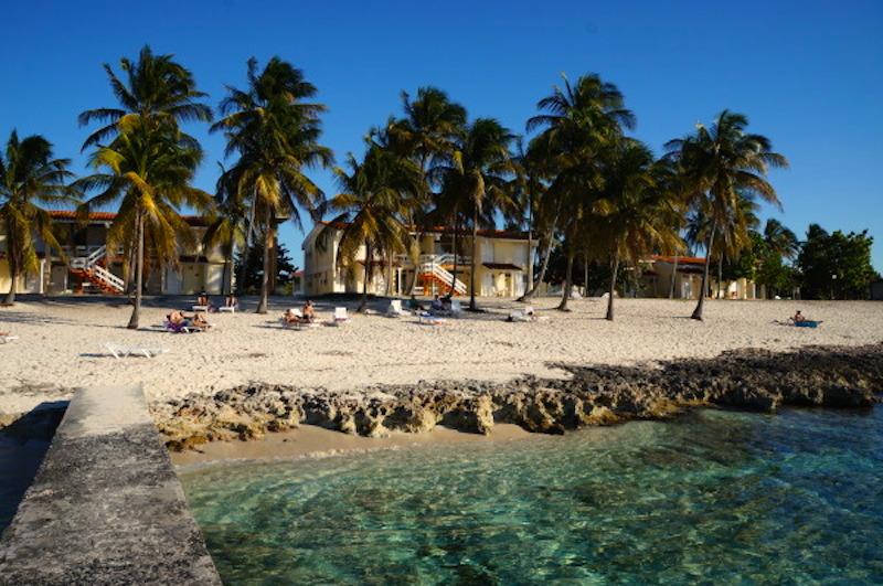 Maria la Gorda – Socialist Style Resort in Cuba