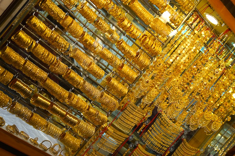 A Tour Of The Dubai Gold Souk A Photo Essay