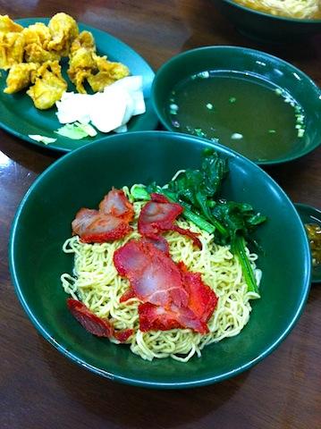 Eng's Noodle House Singapore – Photo Essay