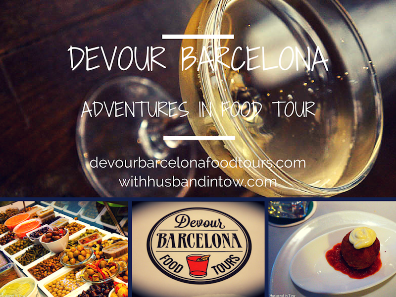 Devouring Catalan Cuisine on a Barcelona Food Tour