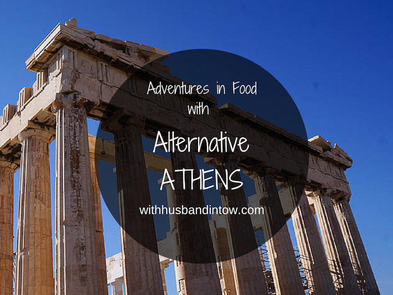 Eating With The Locals – Alternative Athens