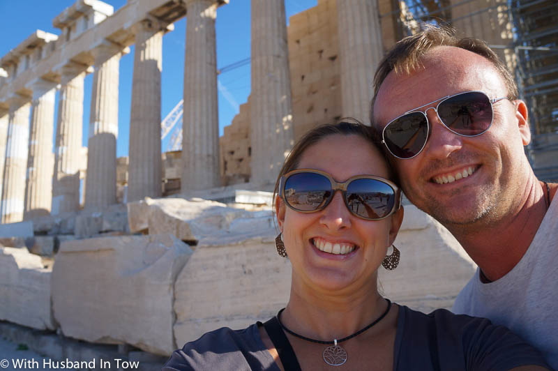 Climbing the Acropolis – The Plight of Perpetual Travelers