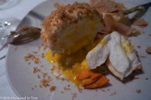 The Truffle Egg That Did Us In