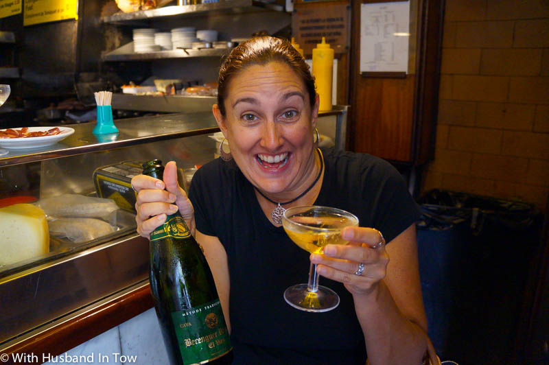 La Champagneria Barcelona-8