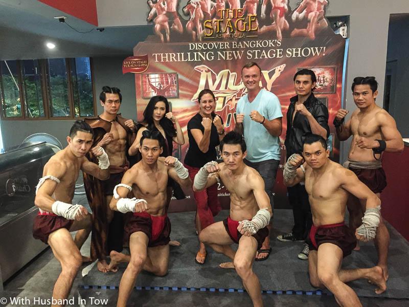muay thai online