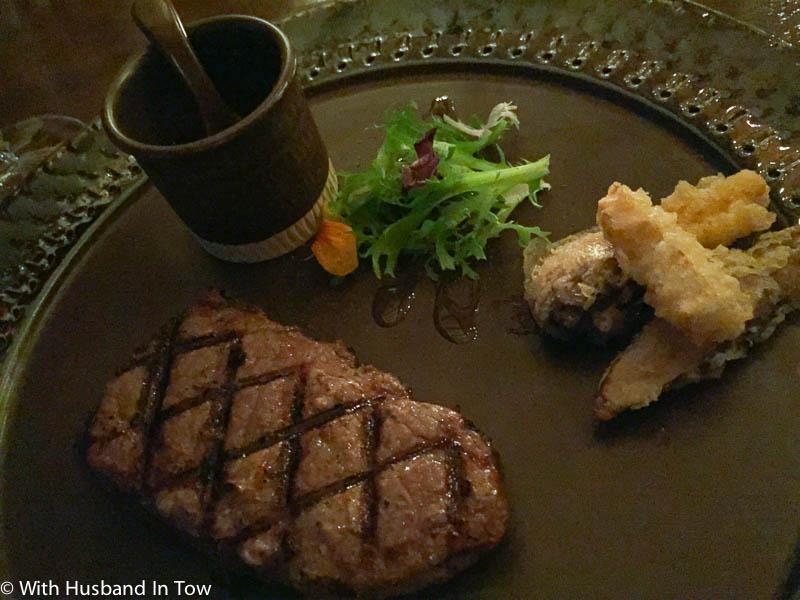 Luxury Dining in Ubud