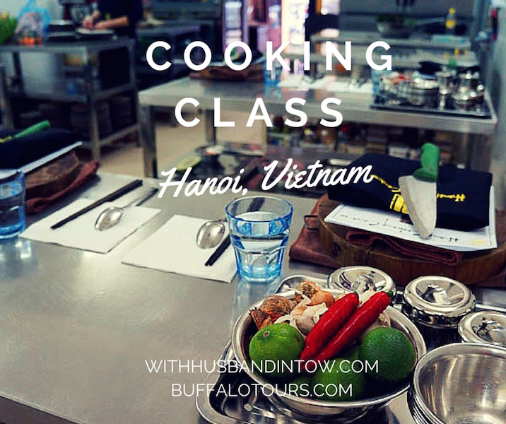 The Perfect Cooking Class in Hanoi