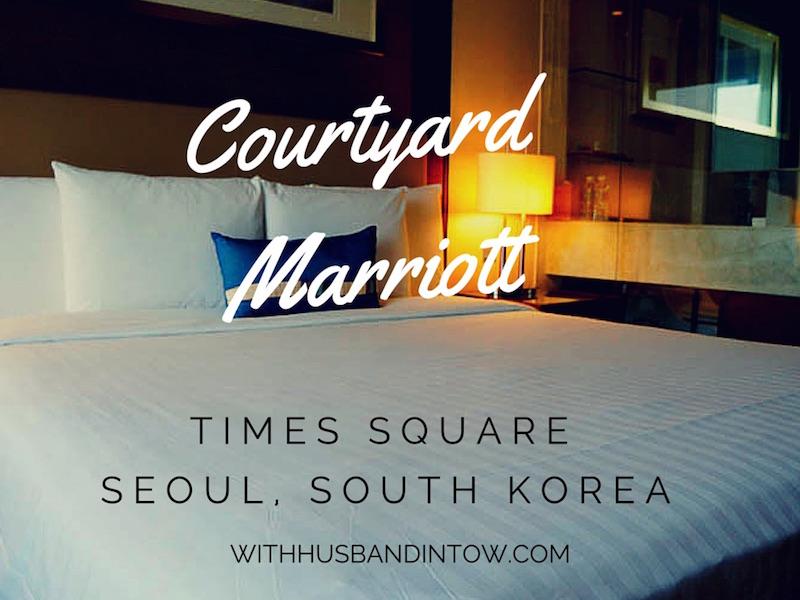 Courtyard Marriott Seoul – A Warm and Friendly Stay