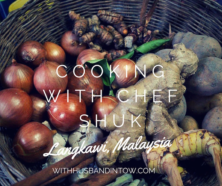 Malaysian Cooking Class – Cook With Shuk