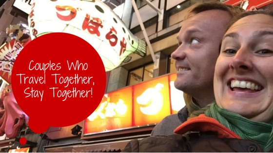 Couples Who Travel Together, Stay Together