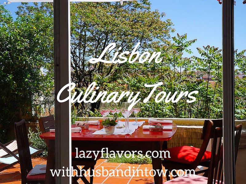 Lisbon Culinary Tour – Lunch With a Professional Chef