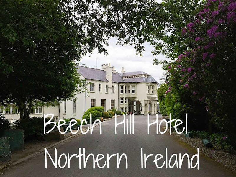 Exploring Derry from the Beech Hill Hotel