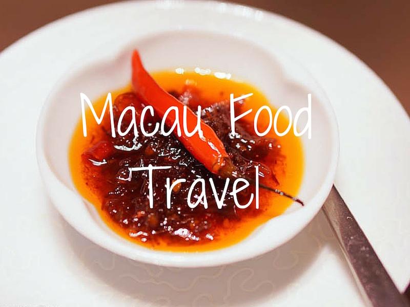 Macau Food Travel