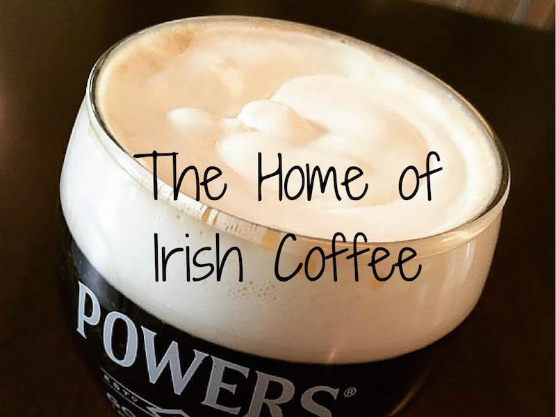 Home of Irish Coffee