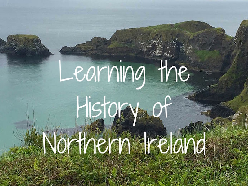 Learning About Northern Ireland History in Derry