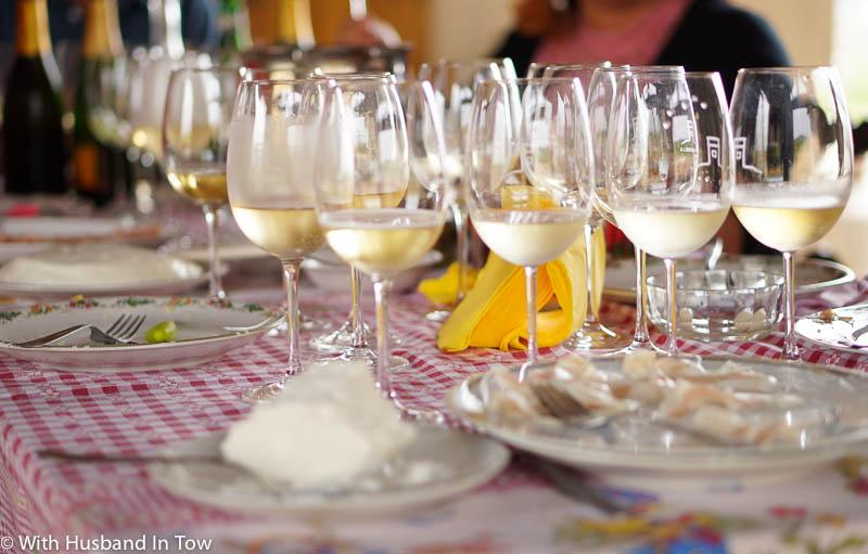 Tasting Italian Sparkling Wine