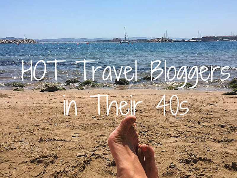 travel bloggers in their 40s