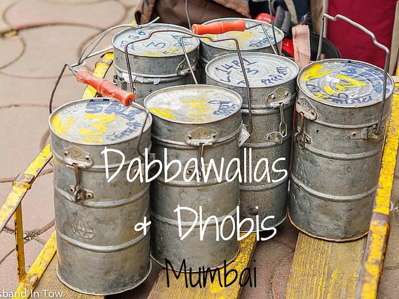 Exploring Mumbai Through the Dabbawallas and Dhobis