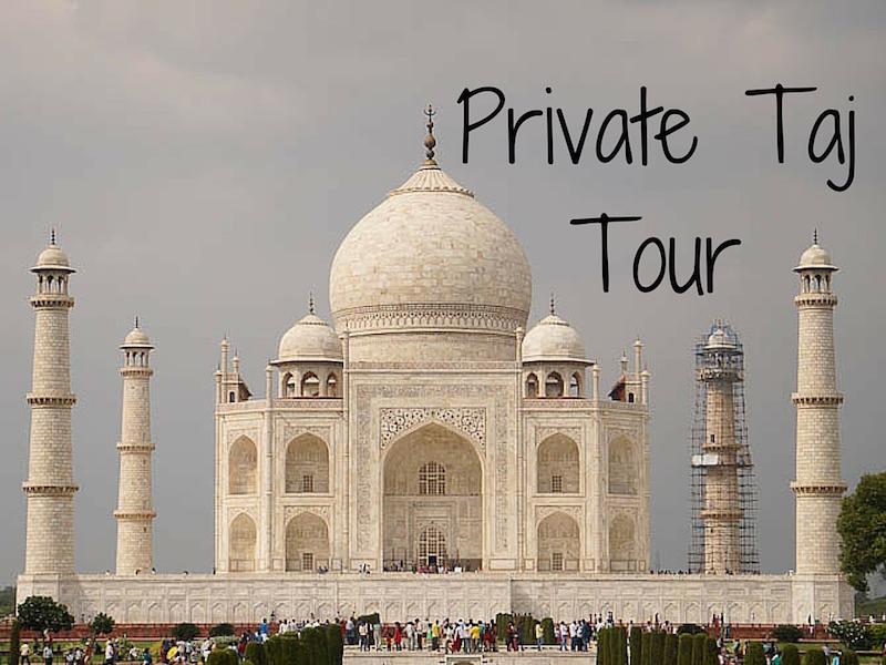 Private Taj Mahal Tour – Traveling India in Comfort