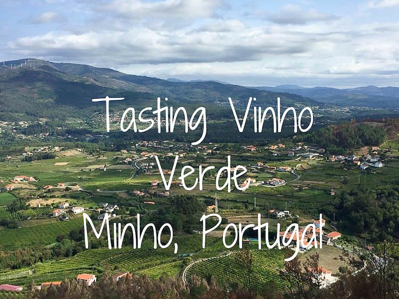 Wine Tasting in Minho – Hotel Monte Prado