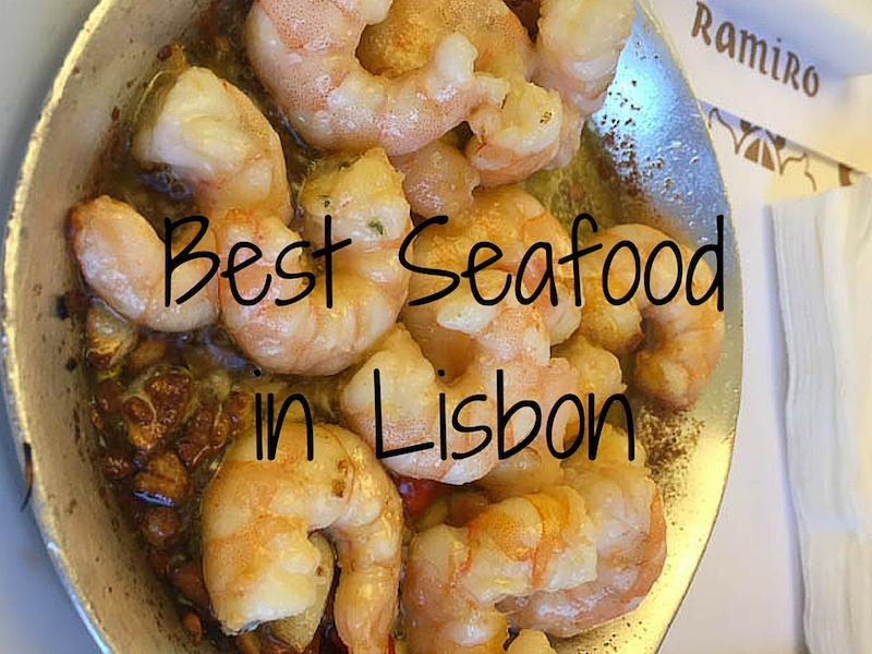 Cervejaria Ramiro – Best Seafood in Lisbon