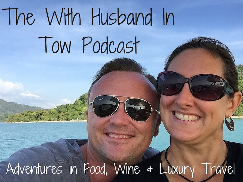 Culinary travel Podcast