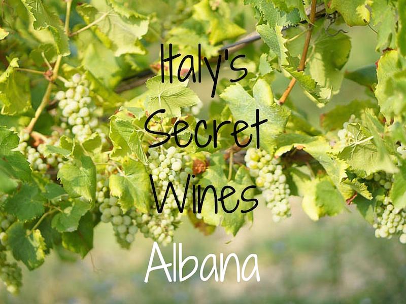 Albana – Italy's Secret Wines