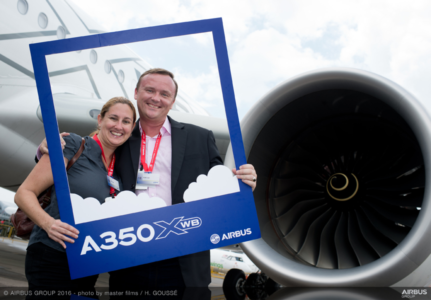 Ep 009: Eric the #AvGeek at the Singapore Airshow with Airbus