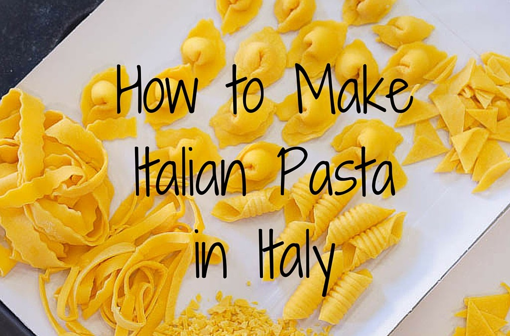 How to Find Italian Cooking Classes in Italy