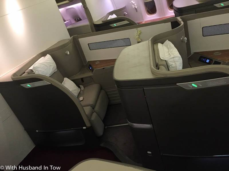 Cathay Pacific First Class Review - 777-300ER - Luxury Travel
