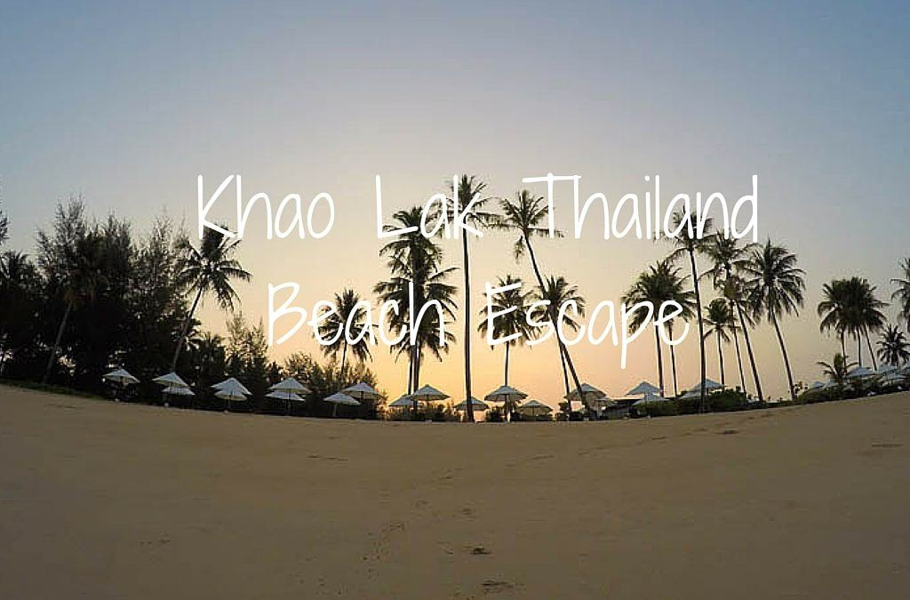 A Luxury Khao Lak Resort in Thailand