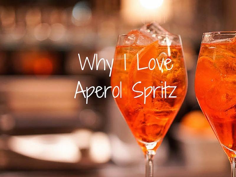 Aperol Spritz The Italian Aperitivo Italy Food Travel Blog