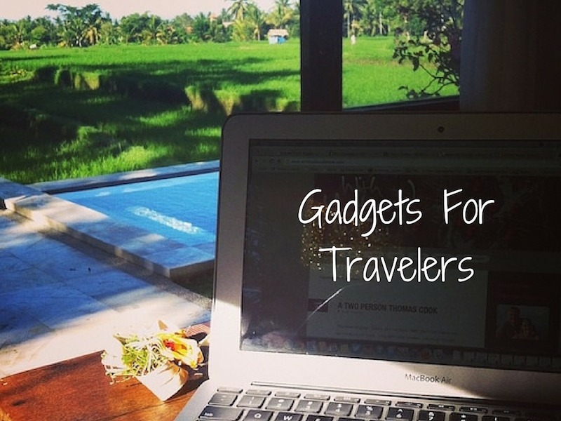 gadgets for travelers
