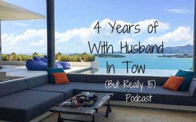 Episode S02E07: 4 Years of With Husband In Tow (But Really 15)