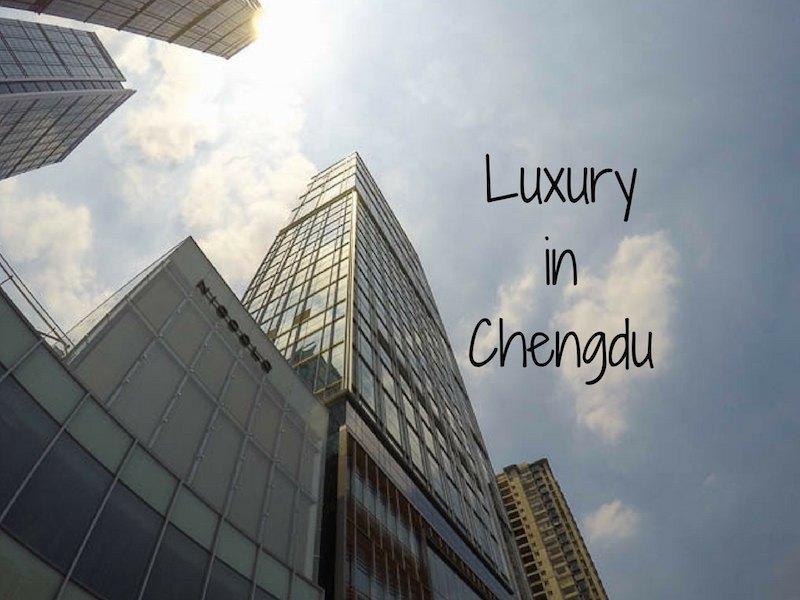 Chengdu Luxury Hotel – Niccolo Chengdu