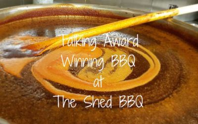 S02E14: Talking Award Winning BBQ at The Shed BBQ
