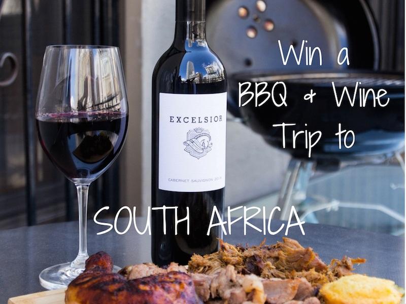 Ever Dream of South Africa? Win a Braai Trip!