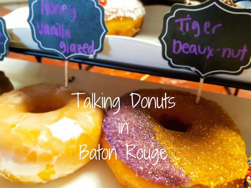S2E20: Tiger Deaux-Nuts Baton Rouge