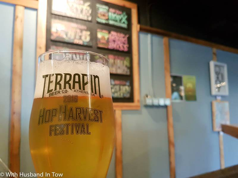 craft beer in Athens