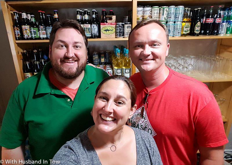 Jay Ducote Baton Rouge Food Travel