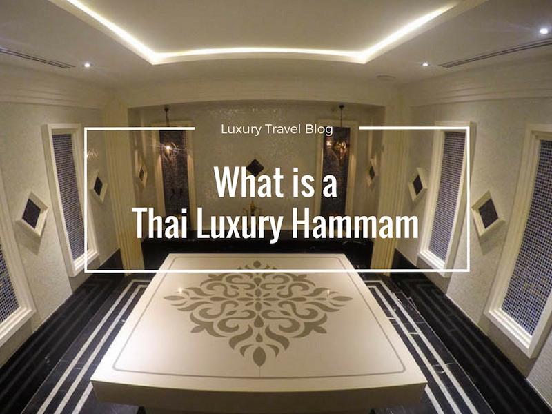 Thai Hammam Spa Amatara Phuket