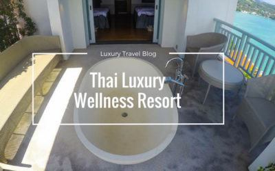 Thai Luxury Wellness Resort – Amatara Phuket