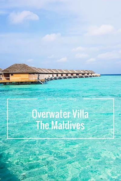 Hurawalhi Overwater Villa The Maldives