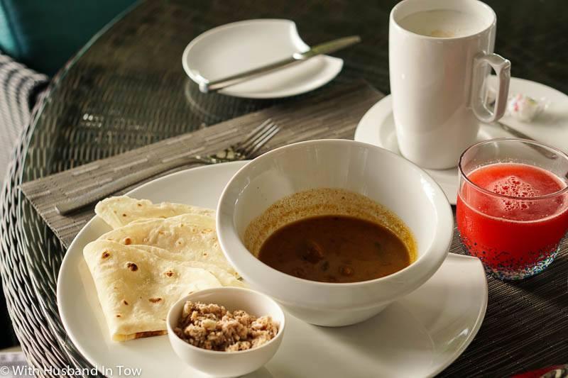 tuna curry Maldives