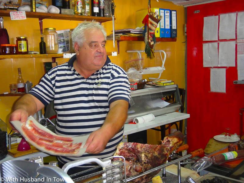 Bourdain in Croatia