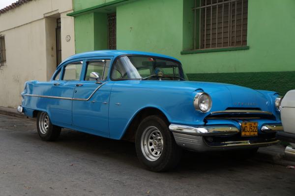 American.Cars.Cuba