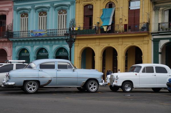 car culture in Havana