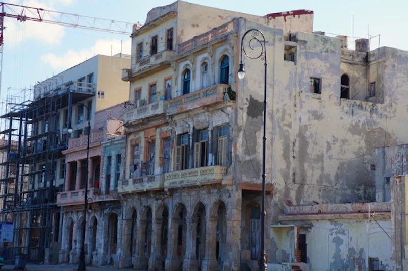 Locals in Havana